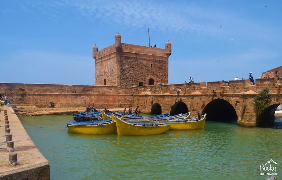 Best Places to Visit in North Africa - Morocco