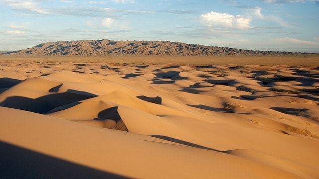 The Largest Deserts In The World And How To Explore Them - Largest desert in the world