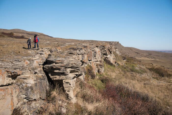 Head Smashed In Buffalo Jump - alberta tourism