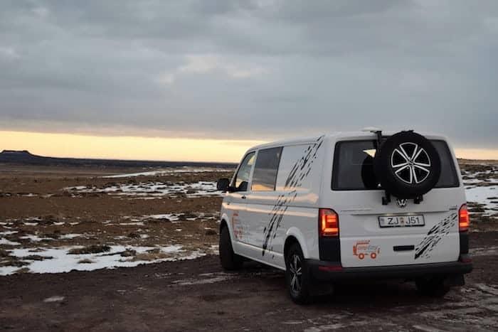 Iceland Campervan
