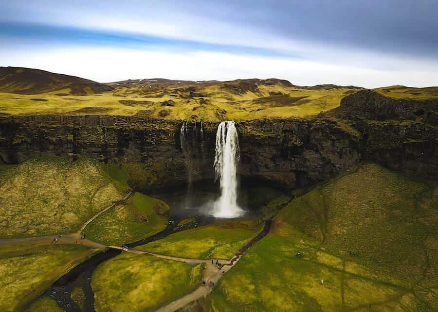 Visiting Iceland in Summer