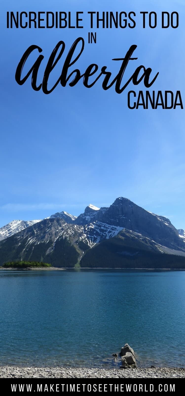Incredible Places to visit in Alberta