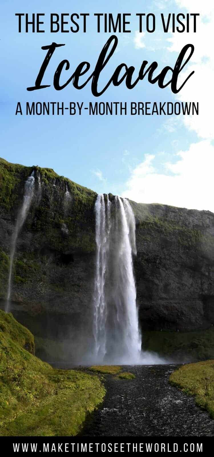 The Best Time To Visit Iceland - A Season by Season Guide