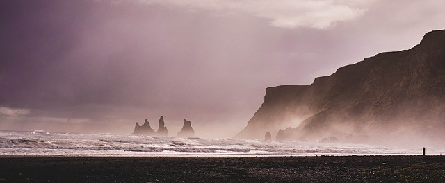 Extreme weather in Iceland