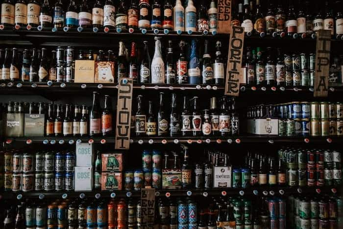 Where to buy alcohol in Iceland