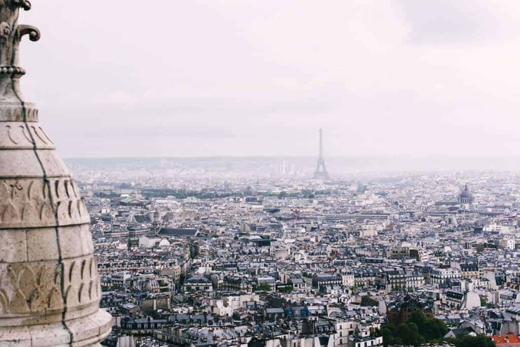 Best Views of Paris from Above