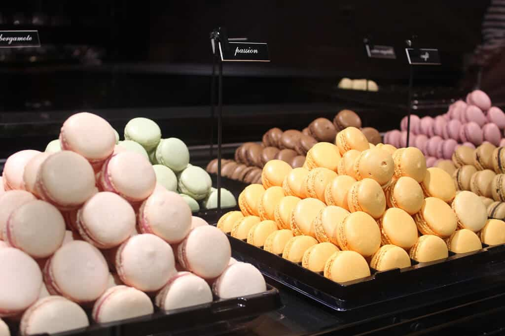 Eat Macarons and other French Pastries