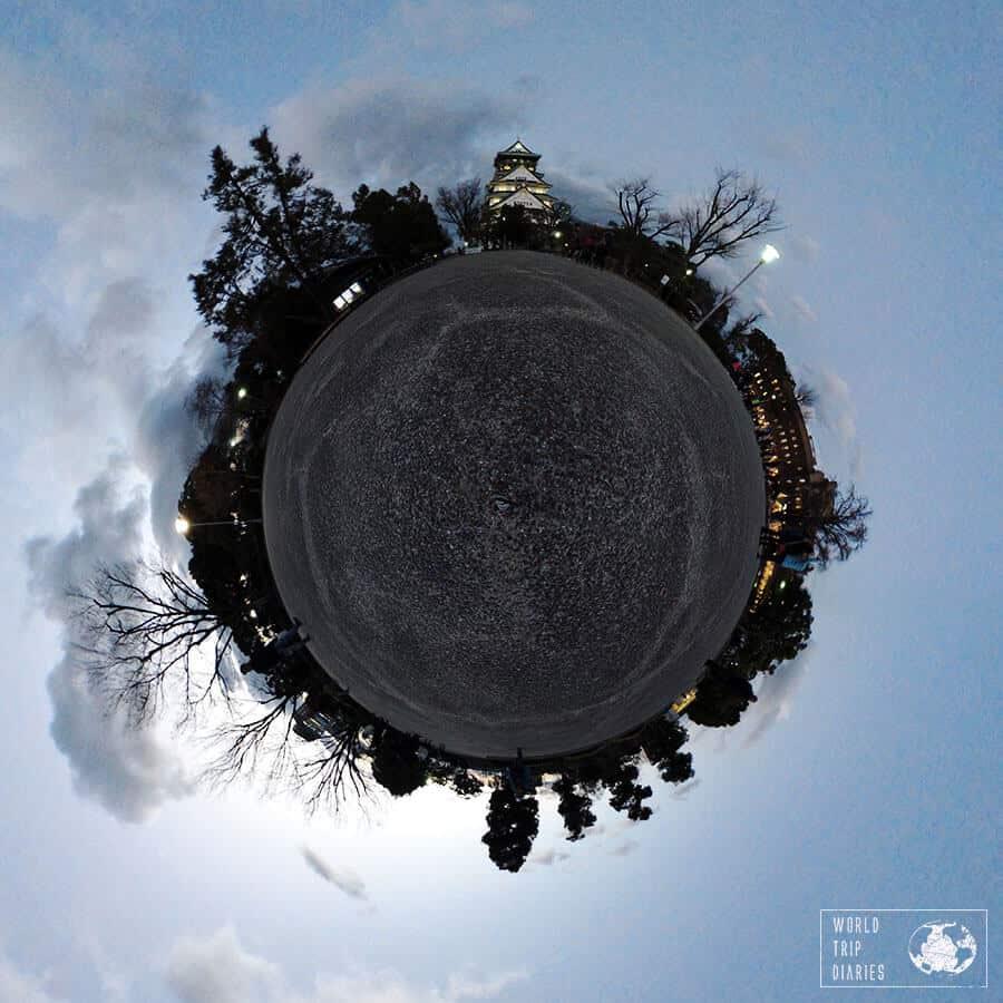 Best Camera for Travel Photography - Garmin VIRB 360