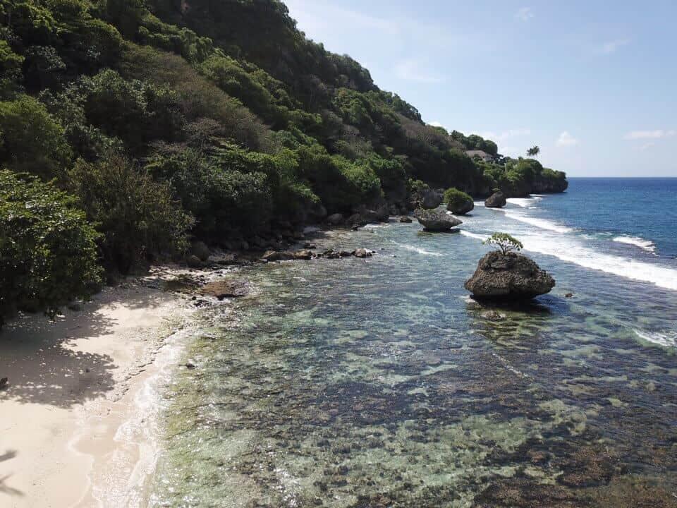 Flying Fish Cove Christmas island