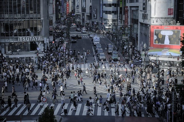 How to get around Tokyo