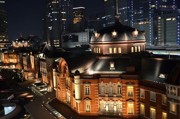 Places to Visit in Tokyo - Tokyo Train Station