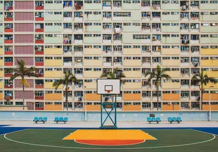 Choi Hung Estate Hong Kong