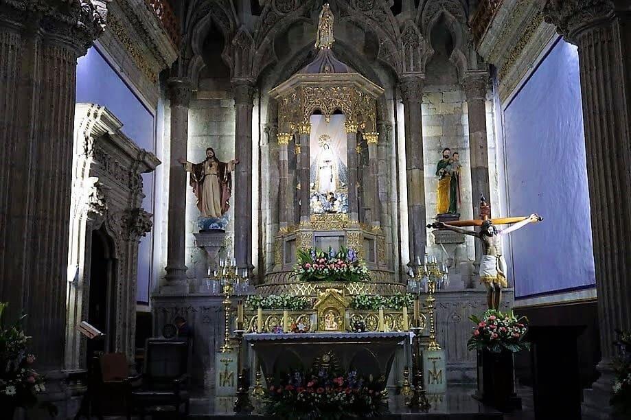Church in Tlaquepaque