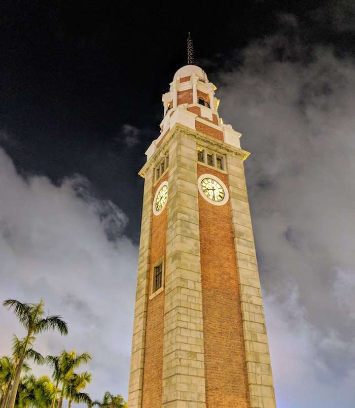 Clock Tower Hong Kong