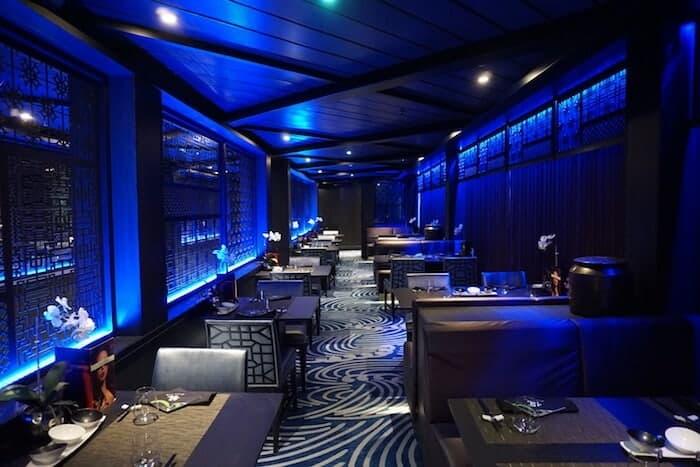 Dragon Lady restaurant PO Cruise