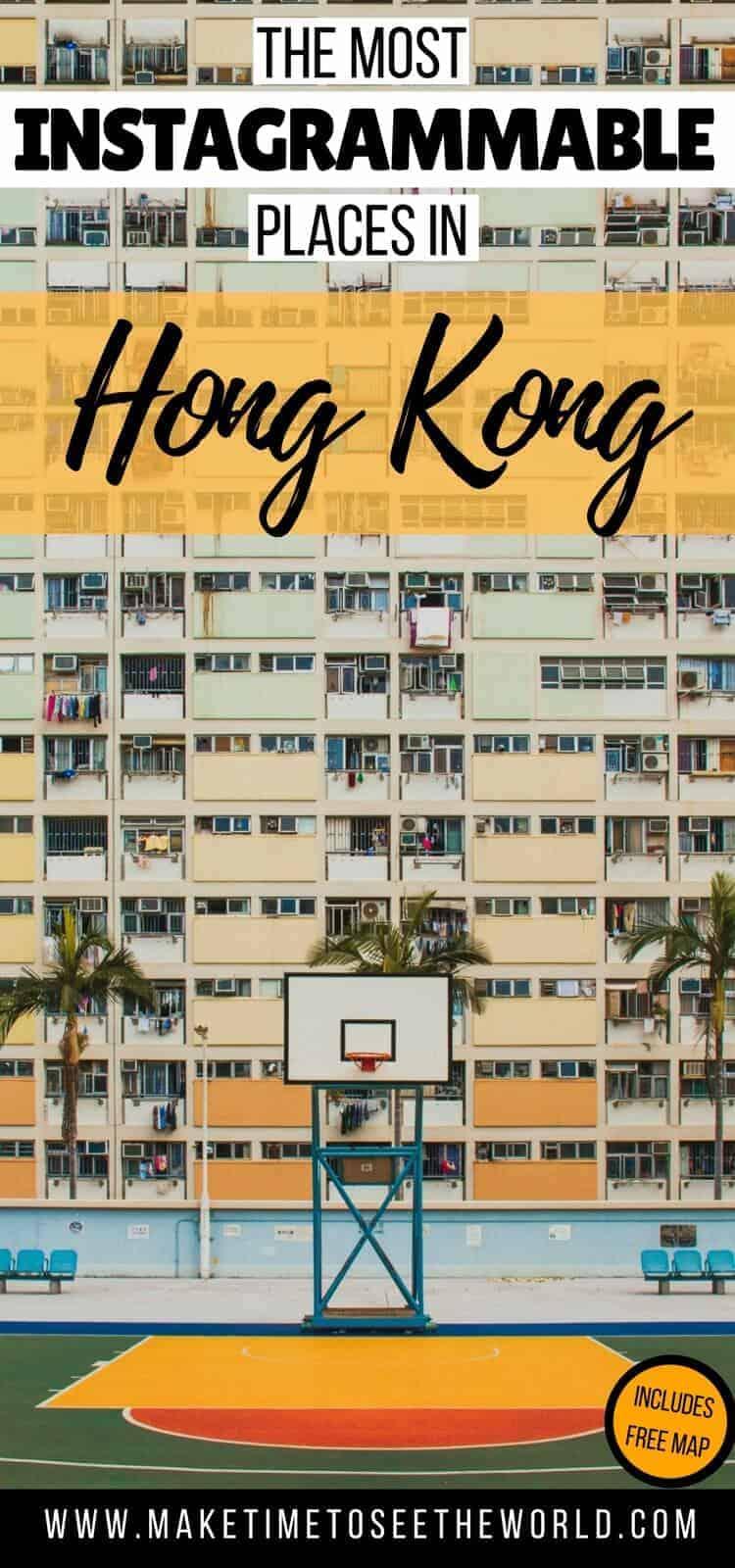 Instagram Spots in Hong Kong
