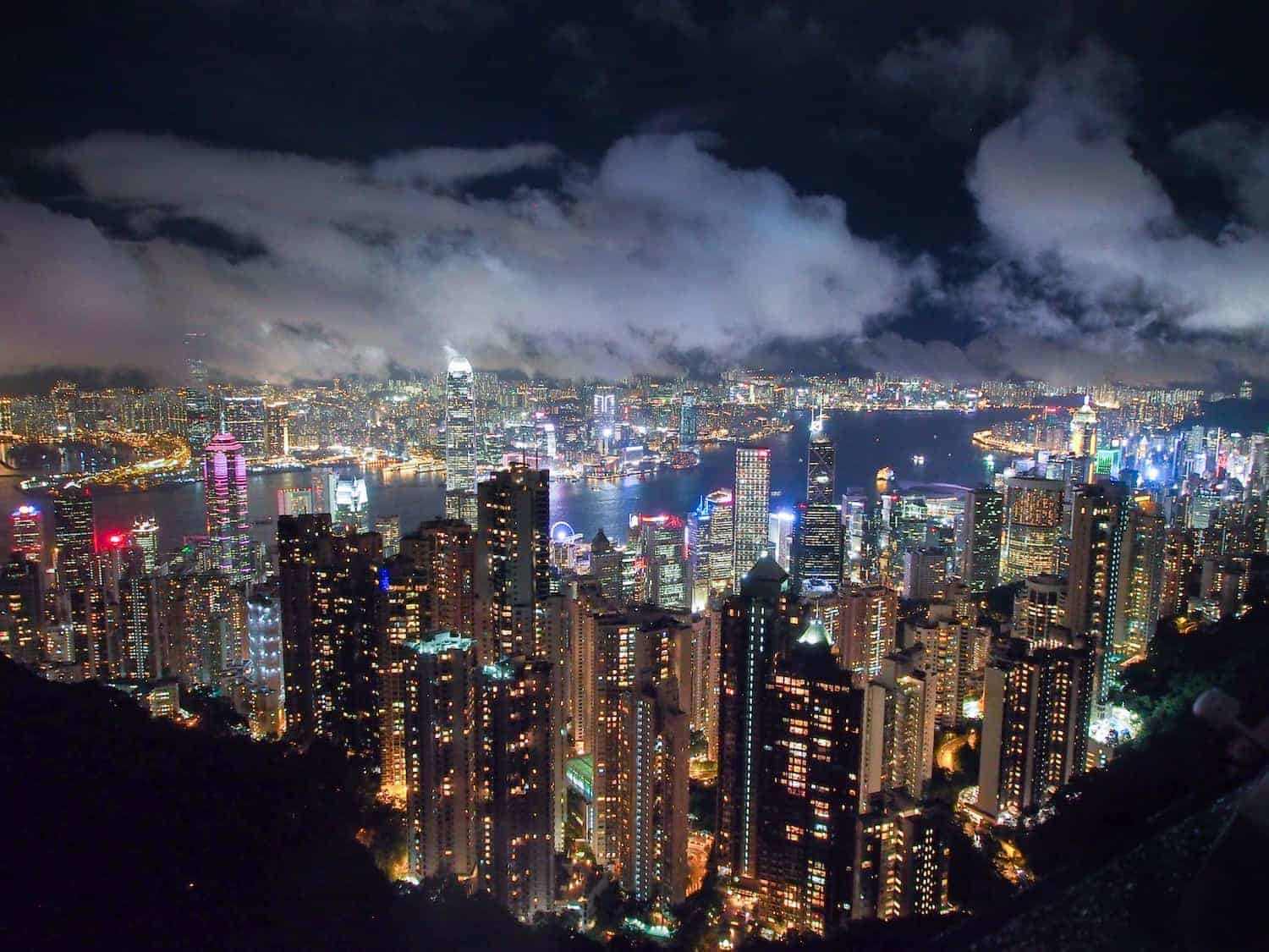 Most Instagrammable Places in Hong Kong
