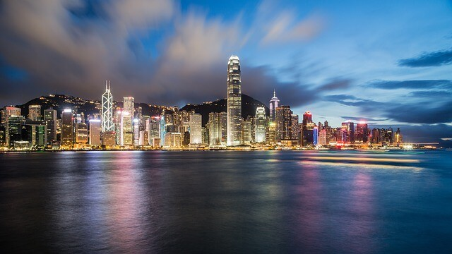 A Synphony of Lights Hong Kong