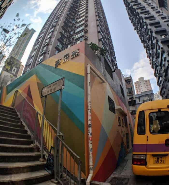 Tank Lane Hong Kong