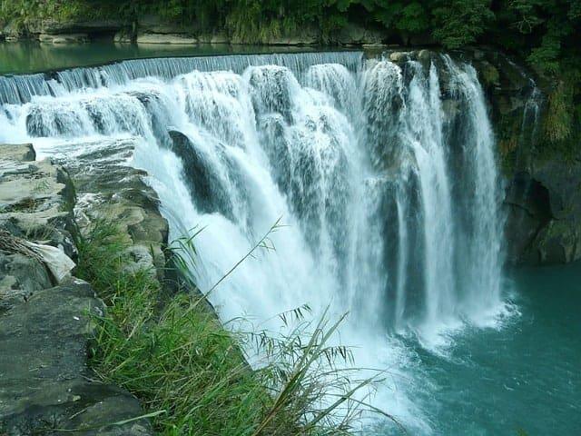 shifen waterfall Taipei