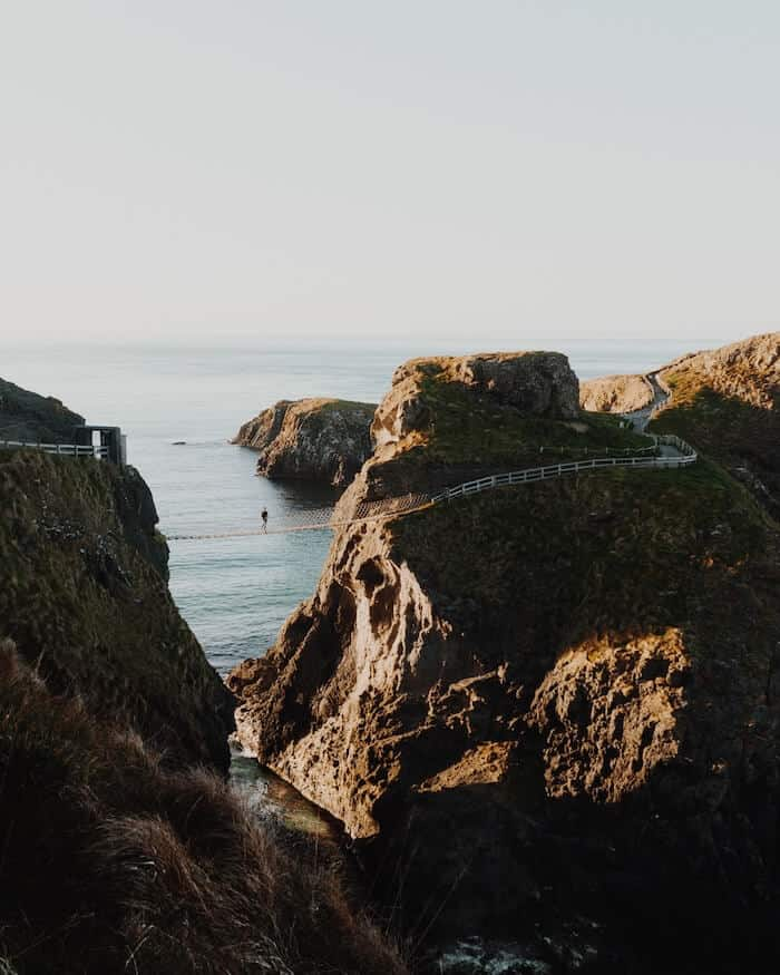 Carrick-A-Rede Rope Bridge Ballycastle