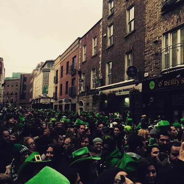 Festival in Ireland