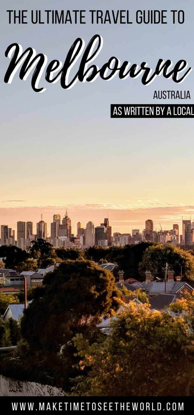 The Best Places to Go in Melbourne