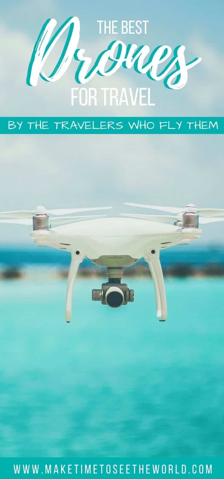 The Best Drones for Travel