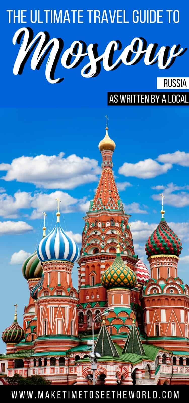 The Best Places to Go in Moscow