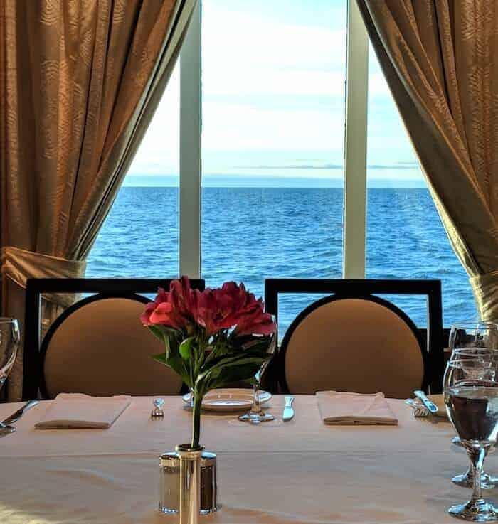 Concerto Dining Room on Regal Princess