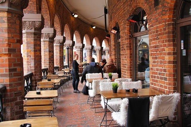 Oslo Cafe - Regal Princess Baltic Cruise Itinerary