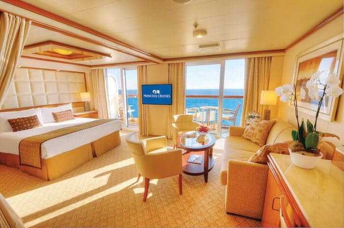 Regal Princess Wheelchair Accessible Room