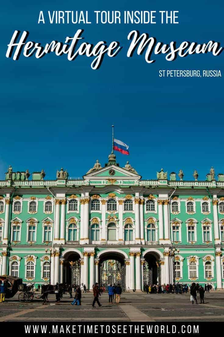 State Hermitge Museum Virtual Tour - St Petersburg, Russia