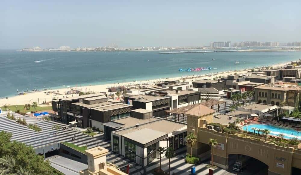The Beach At Dubai Marina