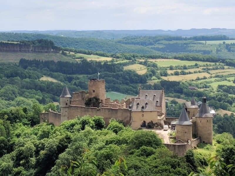 Bourscheid Castle