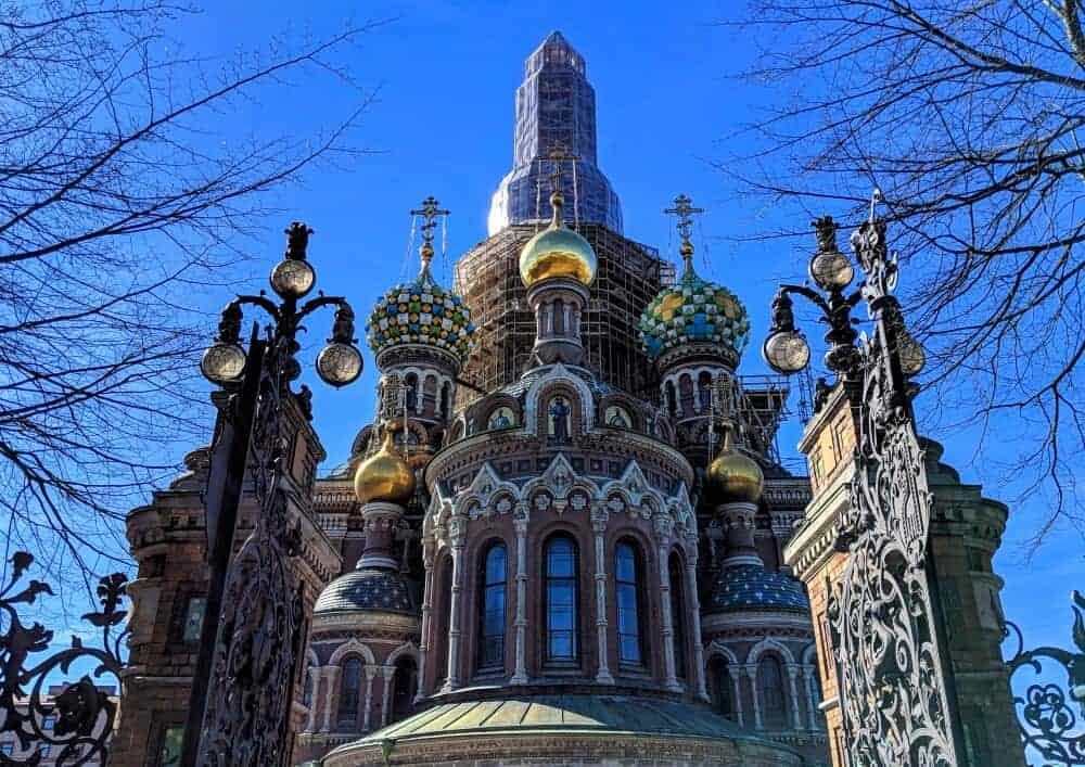 Church of the Saviour on Spilled Blood
