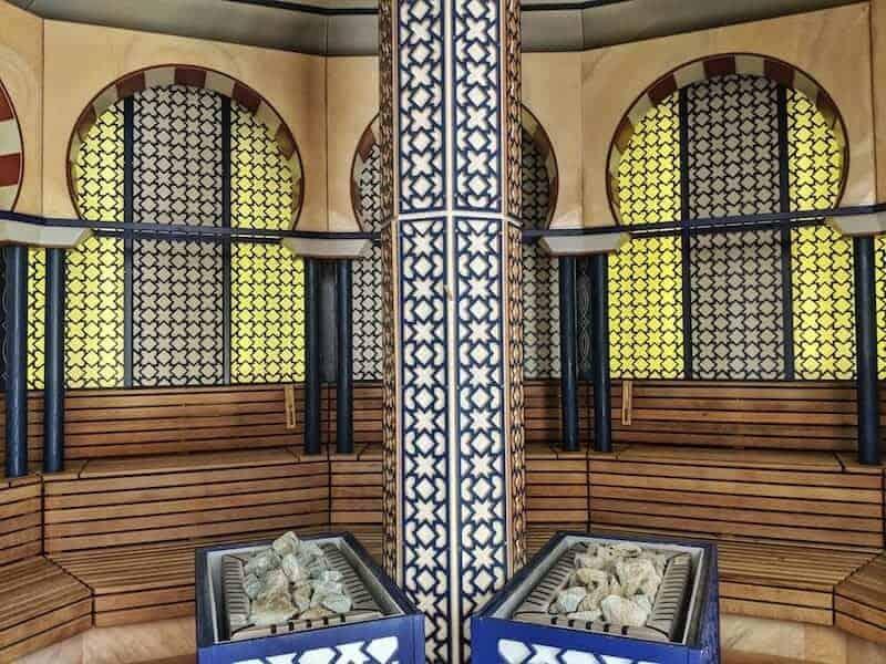 Alhambra Sauna Therme