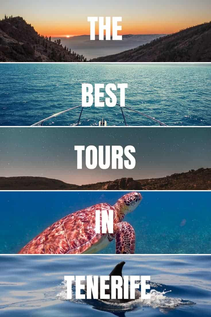 Best Tours in Tenerife & Tenerife Excursions