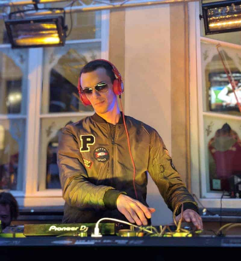 DJ @ Luxembourg National Day