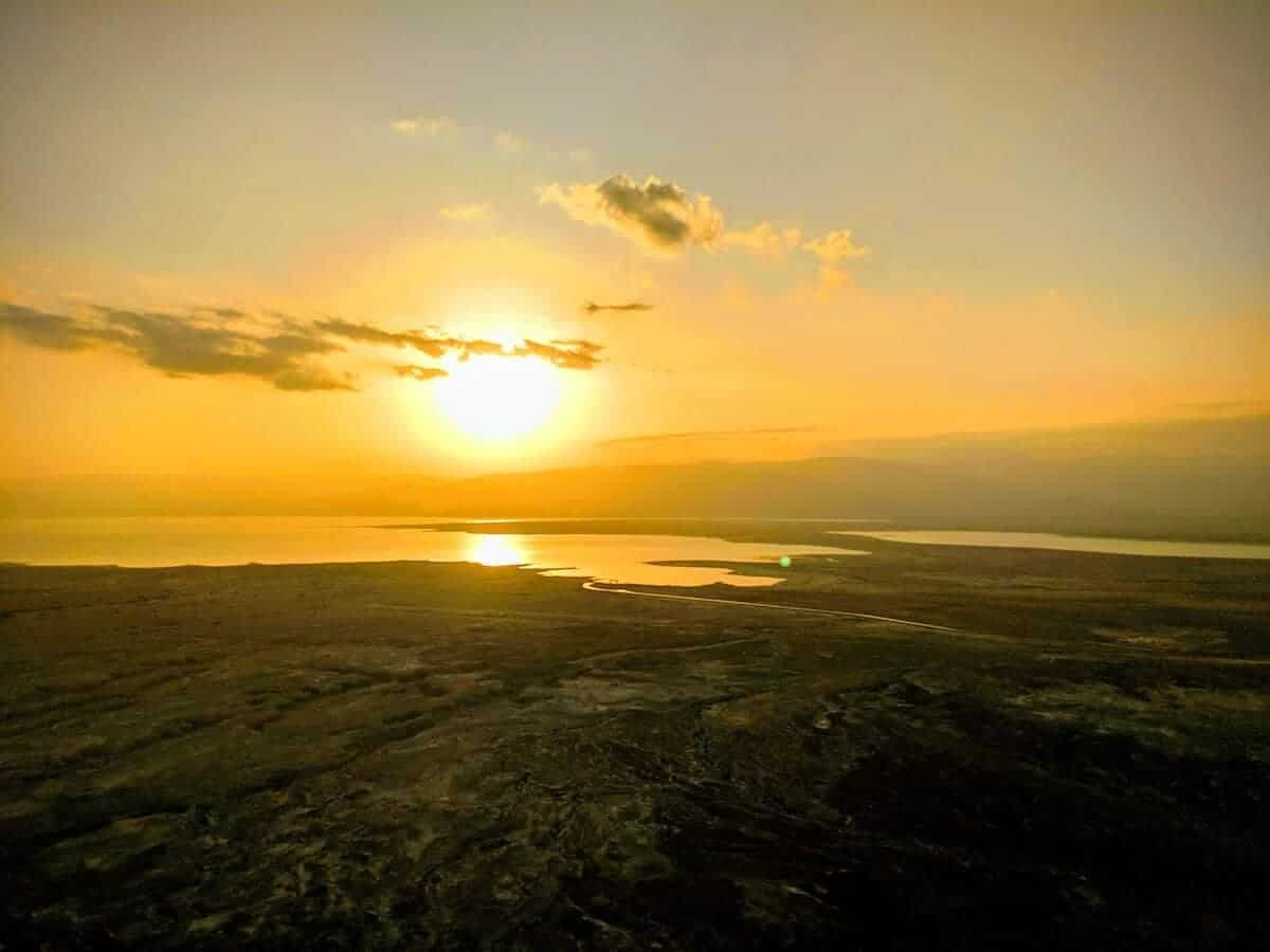 Masada Snake Path at Sunrise (c) MakeTimeToSeeTheWorld