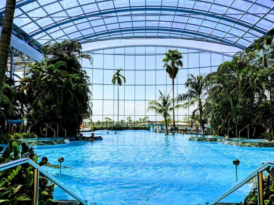 The Palm at Therme Bucuresti