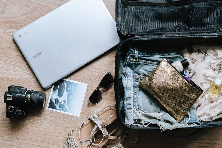 What to pack to go backpacking aound the world