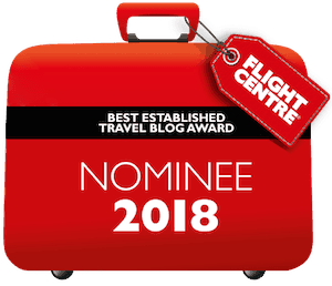 Flight Center Travel Blog Awards