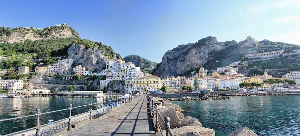 Amalfi Coast Itinerary