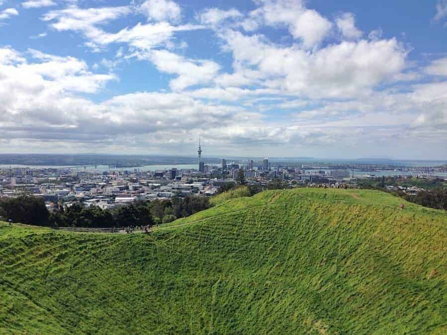Auckland Coast to coast walk