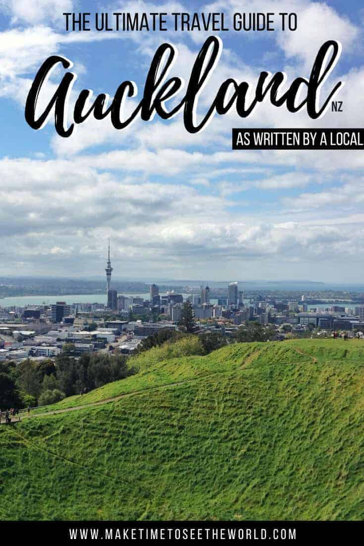Auckland Travel Guide inc Top Things to Do in Auckland, Where to Sat + What to Eat