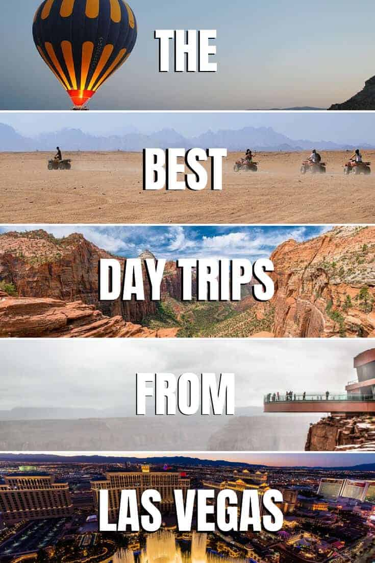 Best Tours & Day Trips From Las Vegas