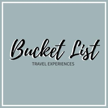 Bucket List Tile