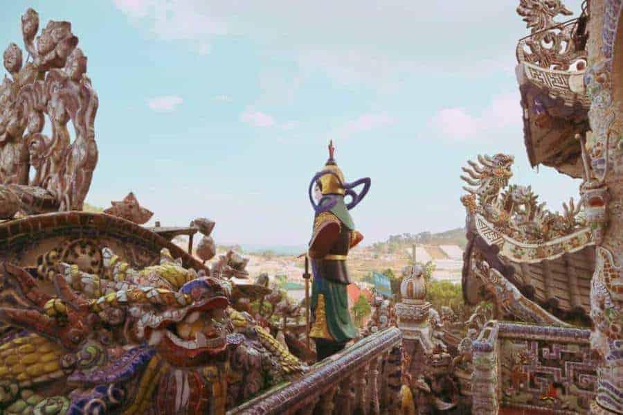 Linh Phuok Pagoda