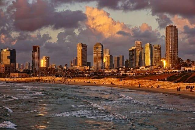 Tel Aviv Dusk